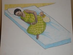 סיבוכים לאחר לידה
